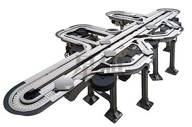 转弯链板零件的检查与维修