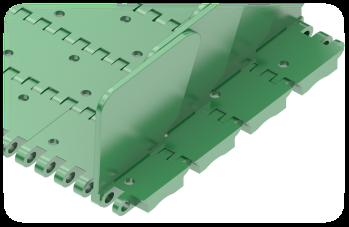 XSL-T-900-G网带链